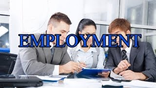Employment Vanity PhoneNumbers