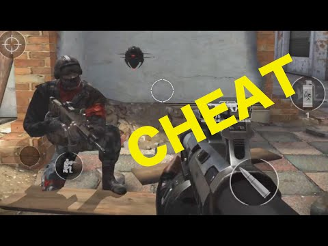How to Cheat in Squad Battles - Modern Combat 5