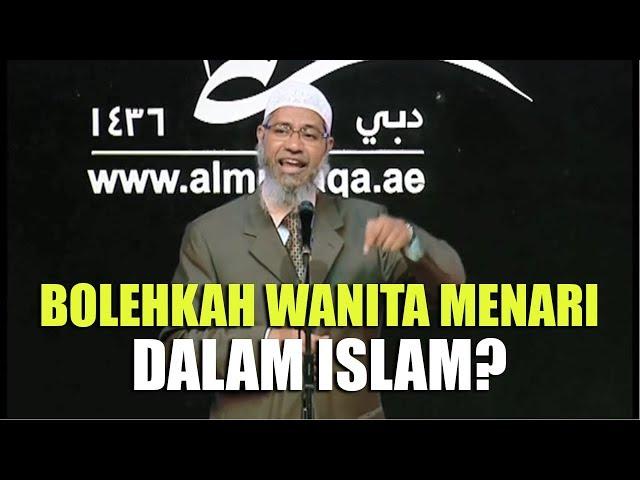 Apa Hukum Wanita Menari dalam Islam? | Dr. Zakir Naik