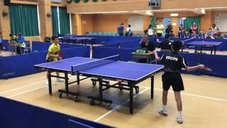 Publication Date: 2017-07-08 | Video Title: 回歸盃乒乓球邀請賽2017男子團體賽 - 初賽對聖愛德華天主