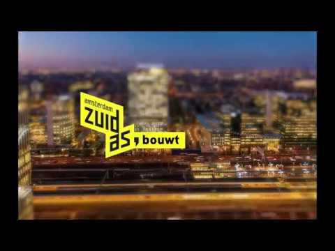 Impressie project Zuidasdok