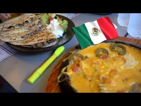 MEXICAN FOOD In SINGAPORE!