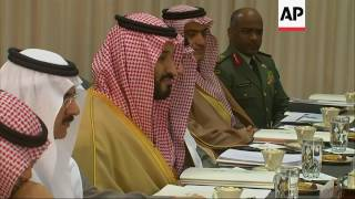 Mattis hosts Saudi Crown Prince at Pentagon