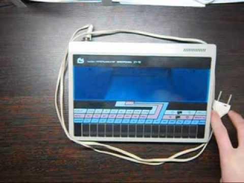 часы-программатор электроника