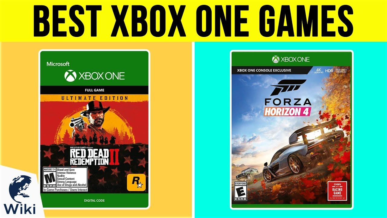 10 Best Xbox One Games 2019