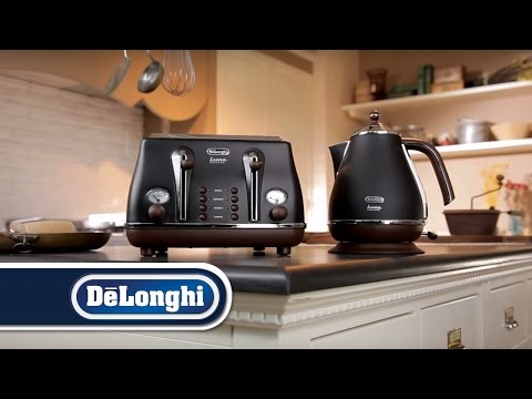 Icona Vintage Breakfast Collection by De'Longhi