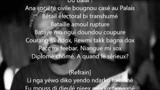Keur Gui Crew - Diogoufi ( Lyrics )