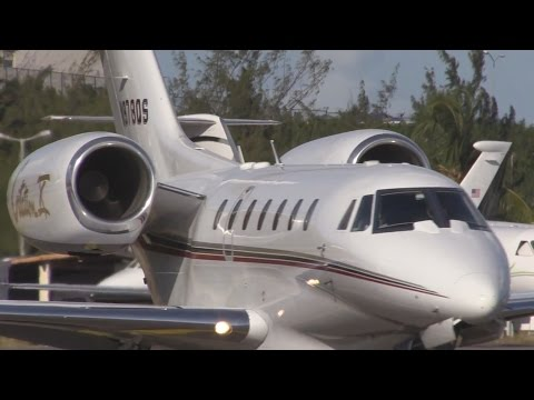 Fastest flying commercial jet, Cessna Citation X