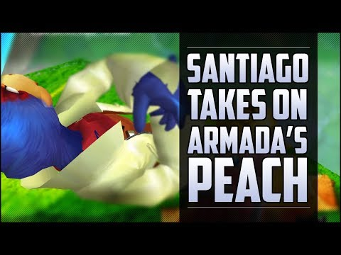 Santiago takes on Armada's peach! - Presummit highlights