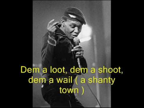 007 Shanty Town Subtitulada inglès