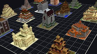 Download MINI MINECRAFT CASTLE COLLECTION Mp3 and Videos
