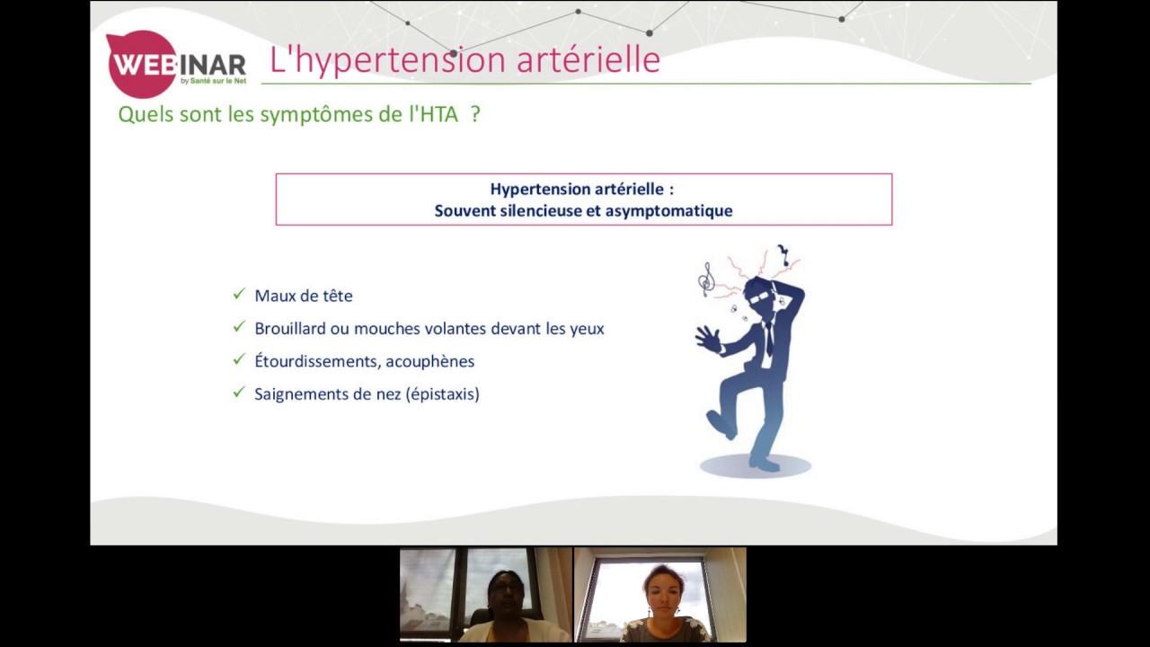 Hypertension artérielle et COVID-19 - YouTube