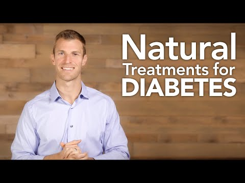 Natural Treatments for Diabetes