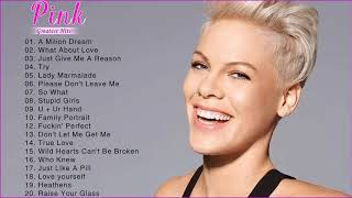 The Best of Pink Songs - Pink Greatest Hits (Full Album)