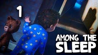КРОХА ШЕД И МЕДВЕЖОНОК Among The Sleep 1