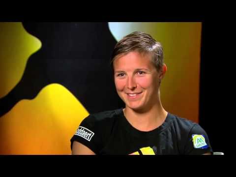 Interview: Kirsten Flipkens - Australian Open 2013