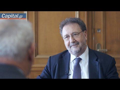 Στ. Πιτσιόρλας: Ζούμε την ωρίμανση του ΣΥΡΙΖΑ - Ο κρατισμός είναι παρελθόν 19/4/17 CapitalTV