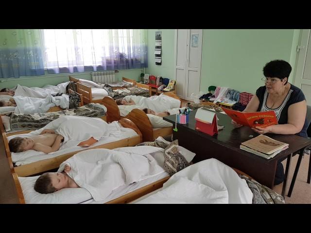 Изображение предпросмотра прочтения – ЕленаЧулаева читает произведение «Лесной Колобок - колючий бок» В.В.Бианки