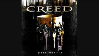 Creed - Overcome (Album Version) New Song 2009