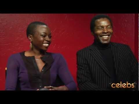 Danai Gurira and Isaach de Bankole talk 'Mother of George'  a Celebs.com Original