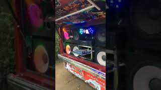 DJ Bus Sri lanka. Maya Super Line