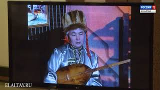Алтайские народные напевы и шуточные песни в программе  фестиваля-конкурса «Јанар-кожон»