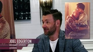 'Loving' Interview | Joel Edgerton