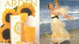 Sunflowers By Elizabeth Arden Fragrance Review (1993)