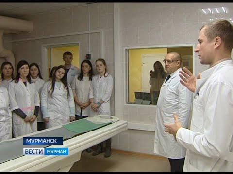 """""""Введение в специальность"""". Будущие врачи общей  практики - в областной клинической больнице"""
