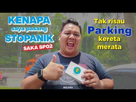 STOPANIK GPS TRACKER MALAYSIA |ABAM NI MENYESAL PASANG SP02 PADA HONDA CITY 2018  BELIAU