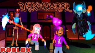 TRAPPED IN A HAUNTED MANSION! / 👻Roblox: Darkenmoor