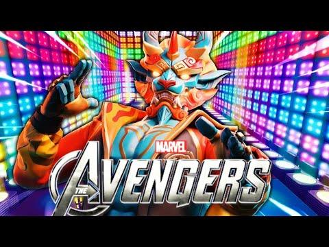 Famous Songs Recreated Using Fortnite Creative Music Blocks! (Avengers Theme, Marshmello - Alone)