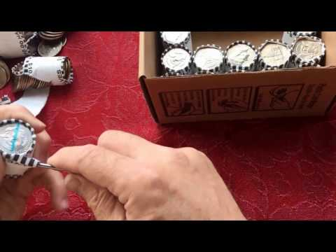 SILVER!! $500 HALF DOLLAR BOX OPENED LIVE!! IT DOES MATTER WHERE YOU LIVE!! COIN ROLL HUNTING