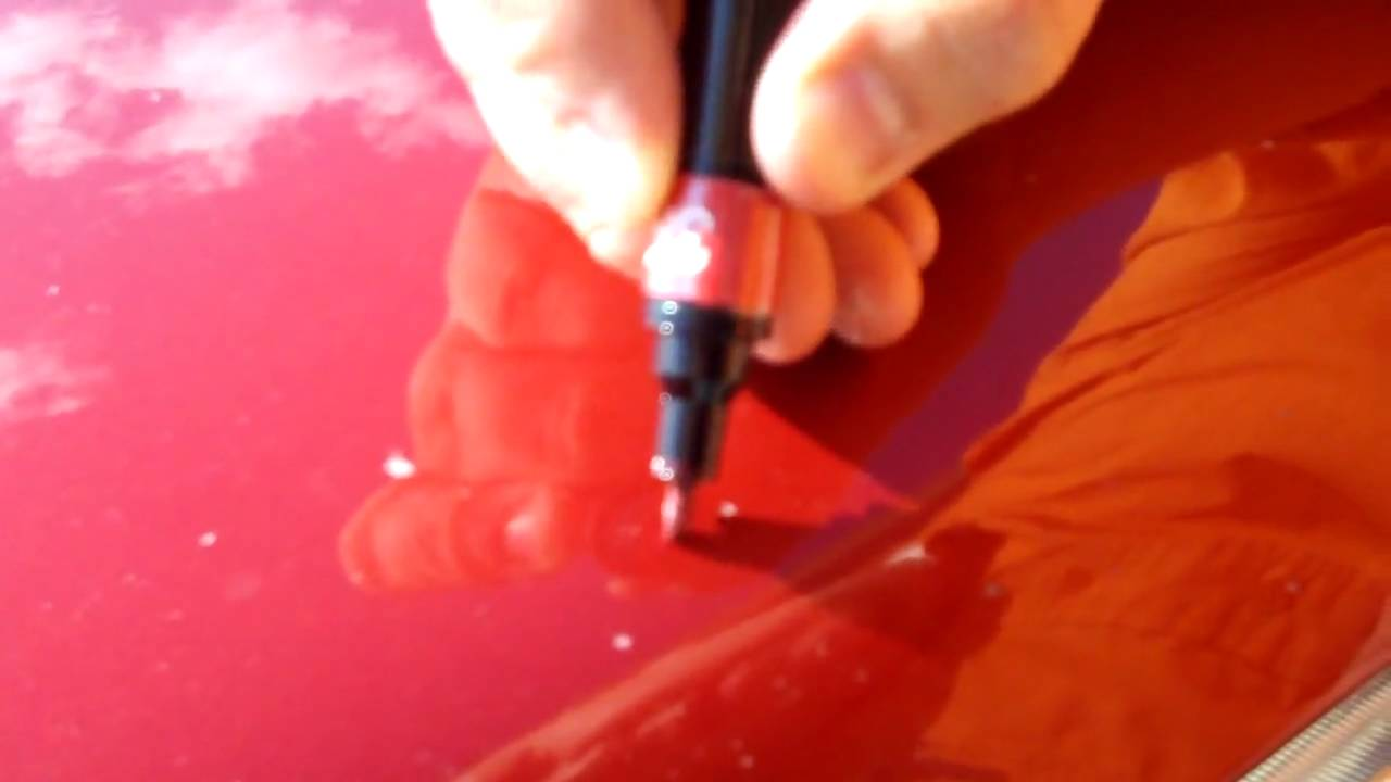 Touch up paint pen for toyota 4runner from crownautotrim for Toyota paint touch up pen