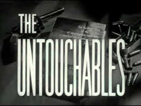 Image result for the untouchables tv series 1959