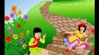 Nursery Rhymes - Jack and Jill with Lyrics