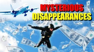 Man STEALS $200,000 AND JUMPS FROM AIRPLANE - FACT or FICTION?