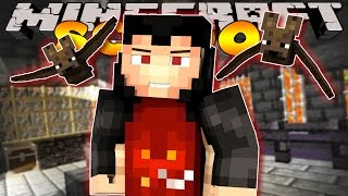 Minecraft School - VISITING HALLOWEEN TOWN - MEETING DRACULA #2