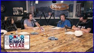 Door Bumper Clear: Matt DiBenedetto vs Ryan Newman