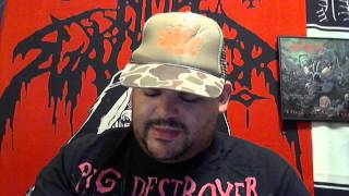 """My Review Of Fetid Zombie """"Holy Destroyer"""""""
