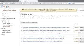 How to Properly Fix Google Webmasters Crawl URL Errors in Urdu & Hindi-Tutorials Online
