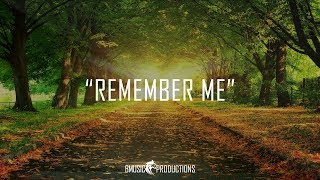 "R&B Love Song Violin Piano Instrumental Beat - ""Remember Me"" - 2017"