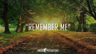 "R&B Love Song Violin Piano Instrumental Beat - ""Remember Me"""