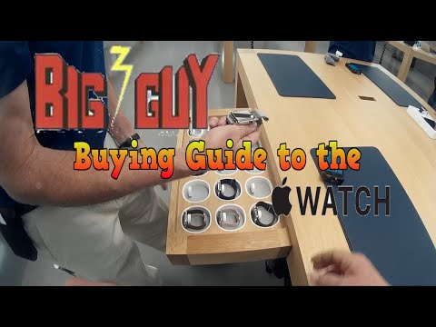 Large Wrist Guide to Apple Watch Fitting in Apple Store Raw #FitGate #Bandgate