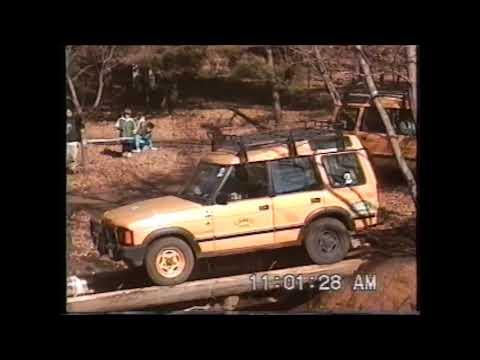CAMEL TROPHY JAPAN FINAL 1996