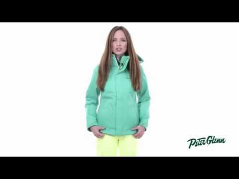 cc178315f 2015 The North Face Women's Helata Triclimate Jacket Review by Peter ...