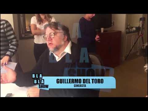 GUILLERMO DEL TORO en entrevista desde el Festival Internacional de Cine de Toronto Bla Bla Show