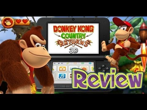 LPtG HD - Donkey Kong Country Retuns 3D [Análisis | Review | Gameplay]