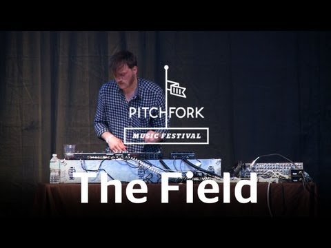 "The Field performs ""Over the Ice"" at Pitchfork Music Festival 2012"