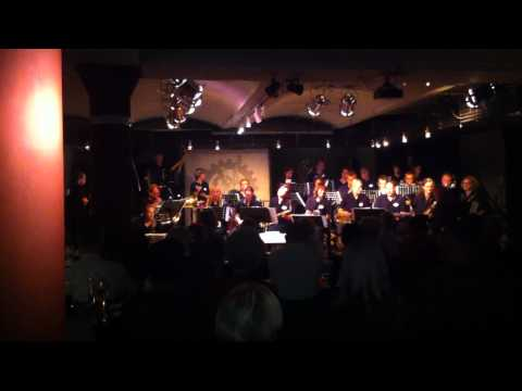 "Bigband ""Just Mad ""  mit Mackie Messer"